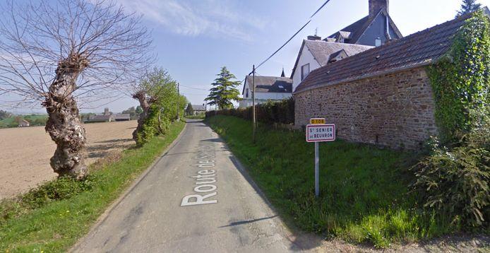 Saint-Senier-de-Beuvron, Frankrijk.