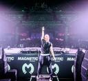 Een optreden van dj Sophie Francis op het Magnetic Festival Praag.