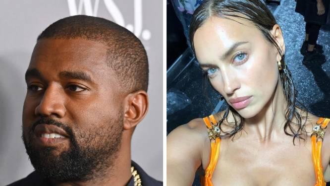 """Kanye West blij met nieuwe vlam: """"Hij is altijd al in haar geïnteresseerd geweest"""""""