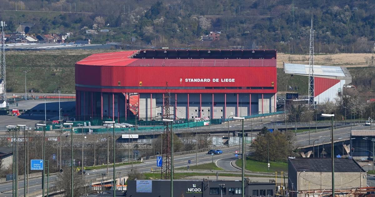 Feu vert pour le projet d'extension modifié du stade de Sclessin - 7sur7
