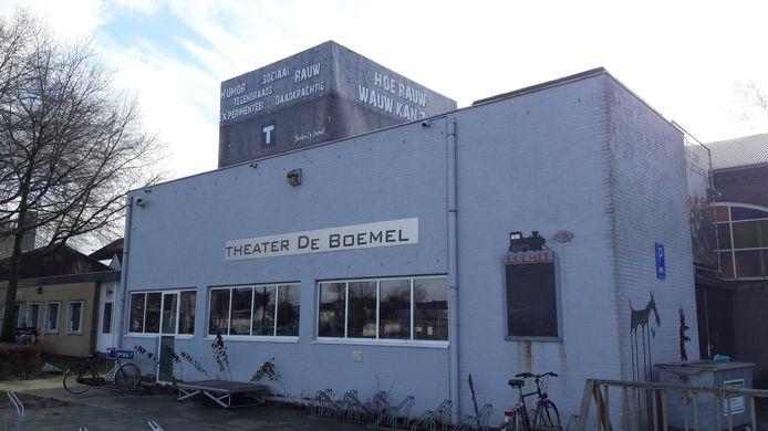 Theater De Boemel Tilburg Stock stockfoto