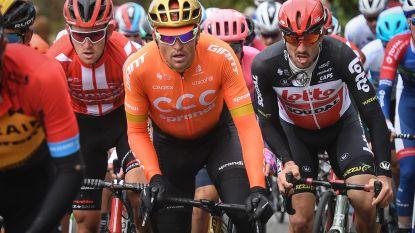 """UCI wil renners beschermen tegen risico's van corona: """"Als we alle advies over veiligheid en social distancing letterlijk opvolgen, gaan we speciale koers krijgen"""""""