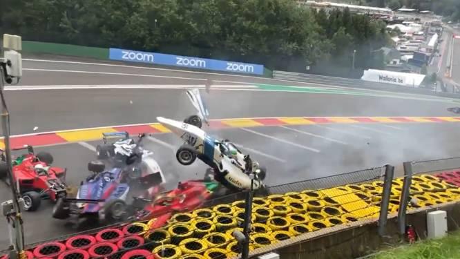 Violent crash aux qualifications des W Series à Spa-Francorchamps: deux pilotes à l'hôpital