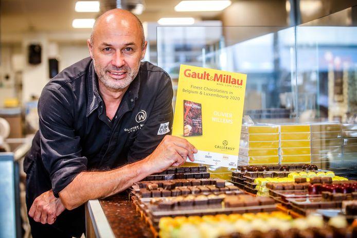 chocolatier Olivier Willems
