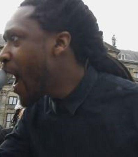 Dreigementen voor Akwasi na zwarte piet-uitspraak, rapper doet aangifte waar mogelijk