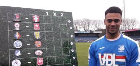 'Profeet' Eli Sam kan niet tippen aan ploeggenoten FC Eindhoven