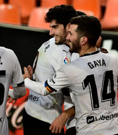 Cillessen met Valencia in slotfase langs Villarreal