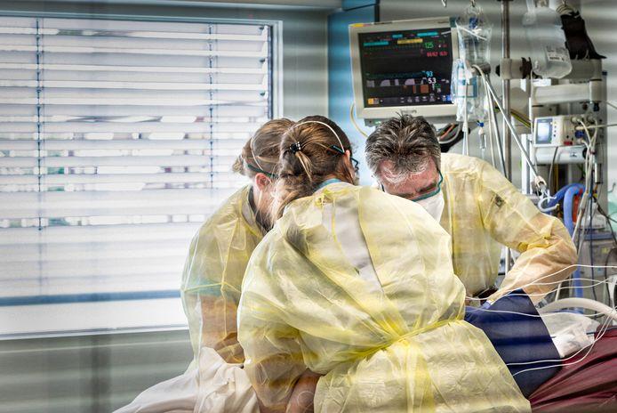 Archieffoto van de intensive care in Tilburg.