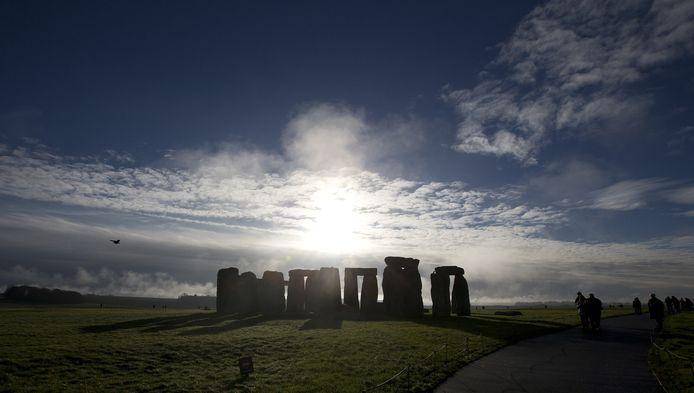 Il y a quelque 4.500 ans, le site a probablement dû être utilisé pour des rites religieux.
