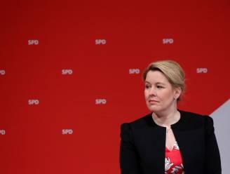 Duitse ex-minister Giffey verliest doctoraatstitel door plagiaat in thesis