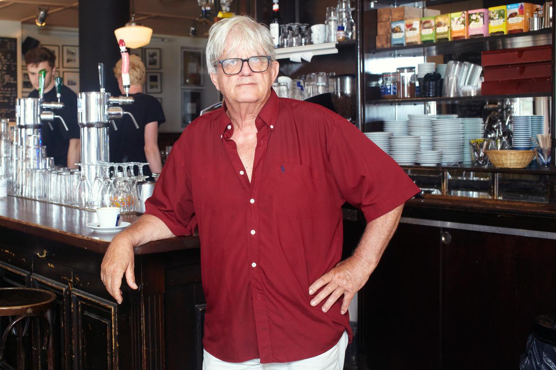 Documentairemaker Roy Dames Beeld Daniel Cohen
