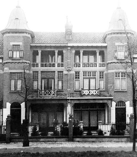 Deze vergeten architect ontwierp de huizen met de o zo fraaie torentjes