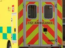 Une camionnette entre en collision avec un bus scolaire: un blessé grave