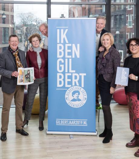Raad Veenendaal zet streep door drie ton voor Gilbertjaar
