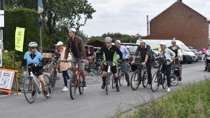 Nieuwe fiets-Piconfrontantie langs en over de Schreve