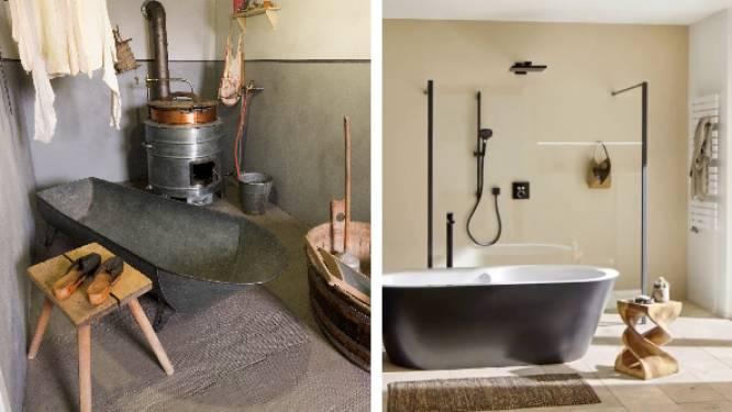 IN BEELD: hoe badkamer in 100 jaar evolueerde van puur functionele ruimte naar dé ontspanningsplek in huis
