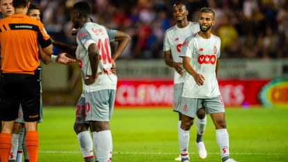 FT België 10/08. Standard haalt voorlopig slag thuis voor Carcela - Antwerp wil Mpenza een kans geven