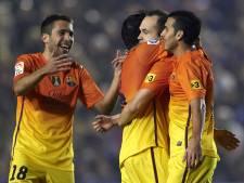 Barcelona op recordjacht