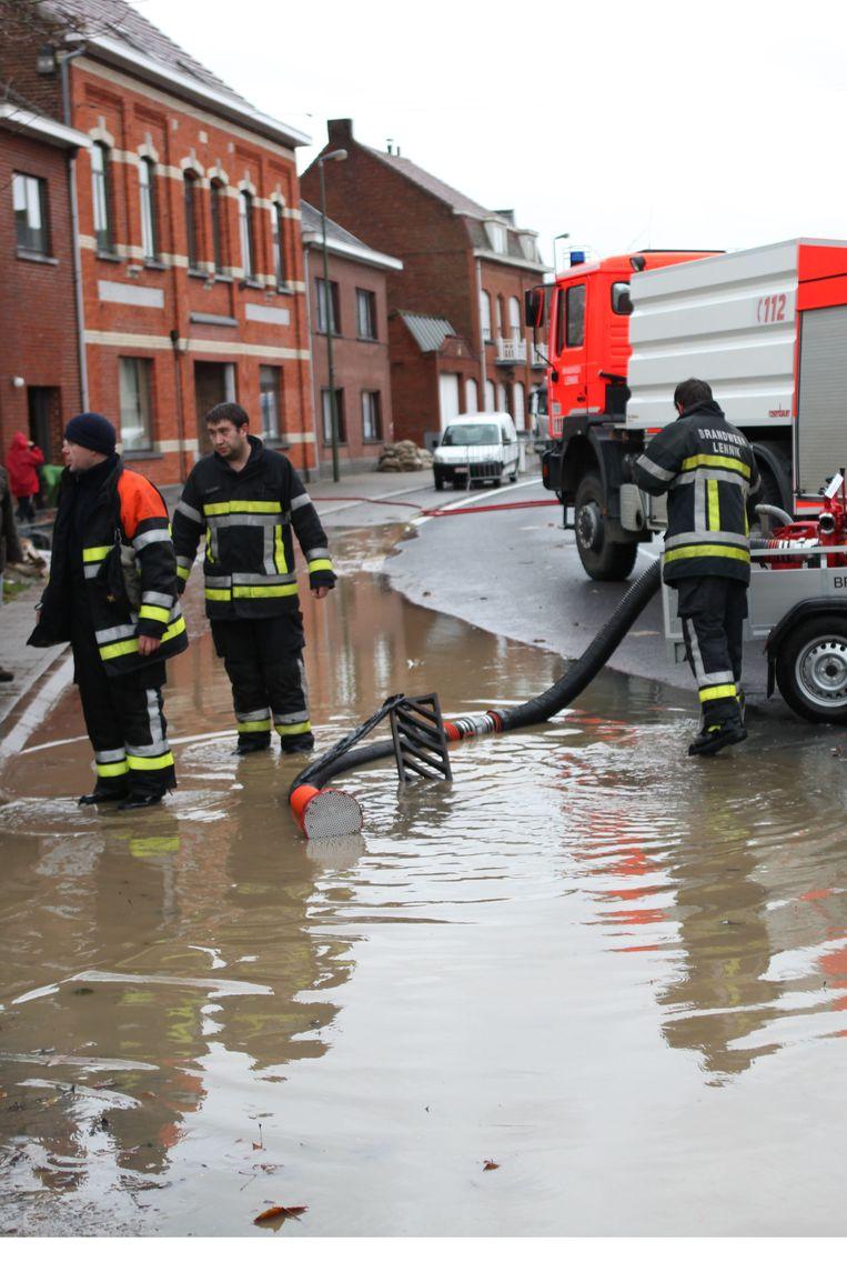 Overstromingen in de Stationstraat zouden na de werken verleden tijd moeten zijn.