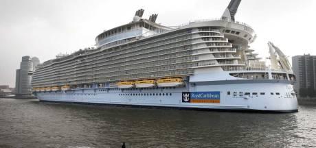 Cruise Port Rotterdam: verkeer niet altijd zo druk
