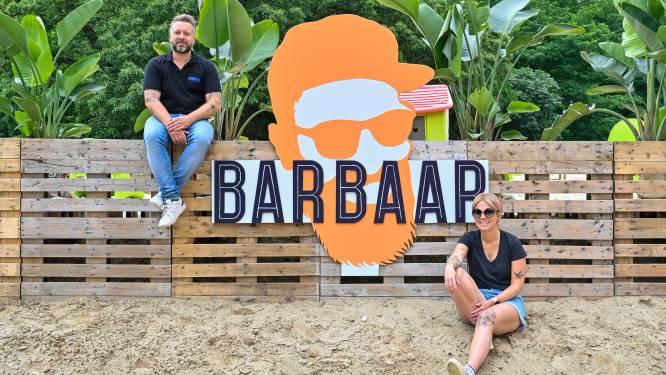 """Zomerbar BarBaar maakt zich op voor opening: """"Hopelijk meer evenementen dan vorig jaar"""""""