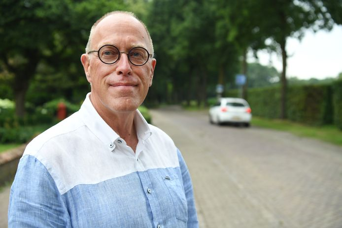 Ruud Hornman, verkeerskundige van de BUAS in Breda, gaat met pensioen