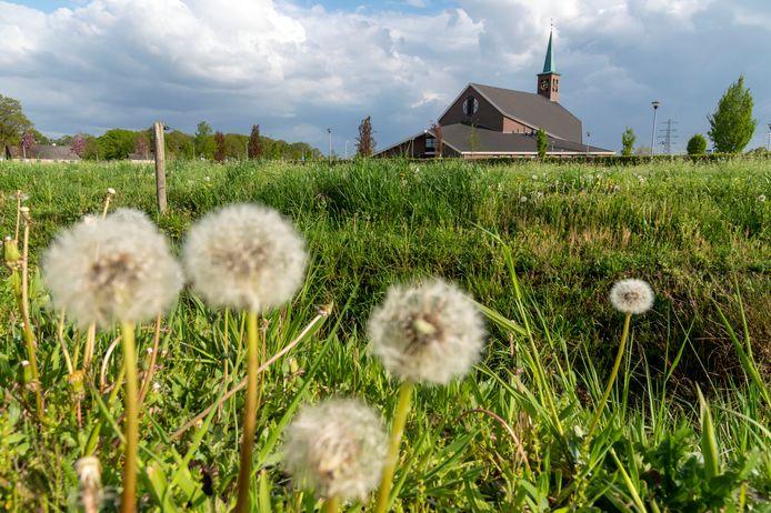 Achter de Hersteld Hervormde Kerk worden 20 flexwoningen gebouwd door Woning Stichting Putten. Flexwoningen zijn bedoeld voor mensen die in acute woningnood zijn geraakt.