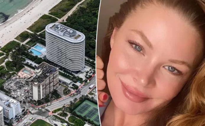 Cassie Stratton est l'une des 159 personnes portées disparues après l'effondrement d'un immeuble à appartements à Miami.