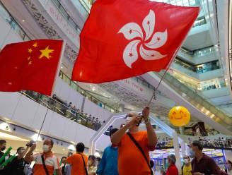 Man uit Hongkong gearresteerd voor uitjouwen van Chinees volkslied