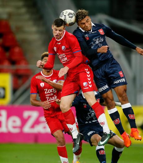 Jong Utrecht verslaat MVV in Galgenwaard