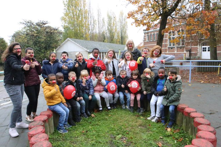 Rode Neuzenschool de Luchtballon