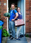 Harmen en Gretha van der Laan gaan misschien op vakantie naar Zweden, maar misschien ook gewoon in Nederland.