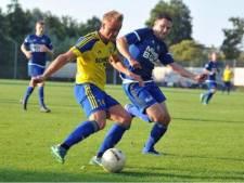 Twentse aanvaller Hellegers verlengt contract bij HHC Hardenberg