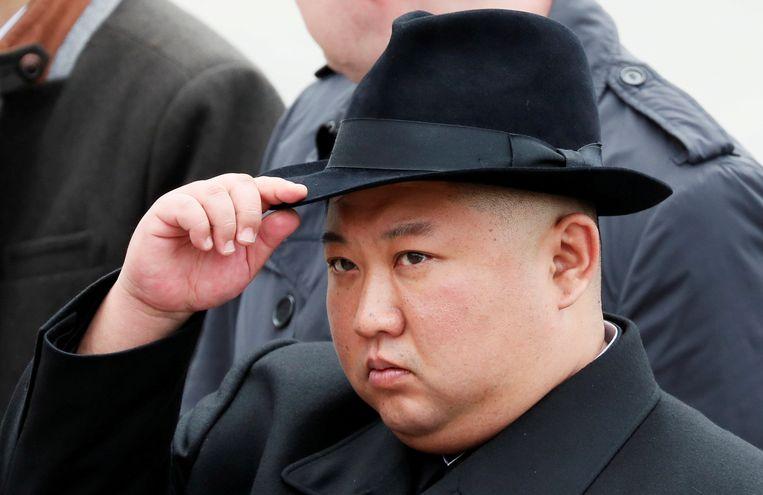 De Noord-Koreaanse dictator Kim Jong-un bleef afwezig op een belangrijke nationale feestdag.