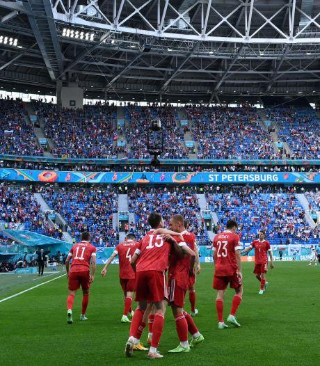 La Russie écarte la Finlande et reste en course pour les huitièmes