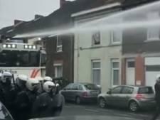 Manifestants antifascistes gazés à Gilly: les images filmées par un participant