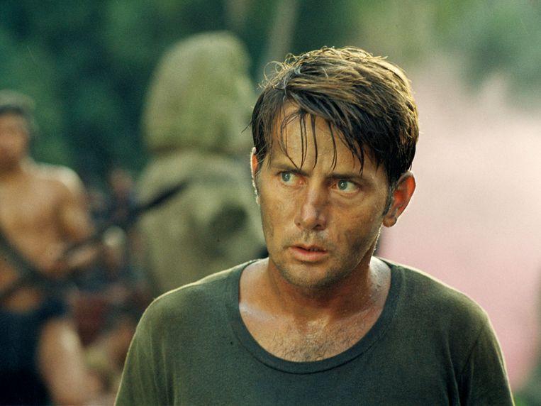 Martin Sheen in 'Apocalypse Now'. Beeld