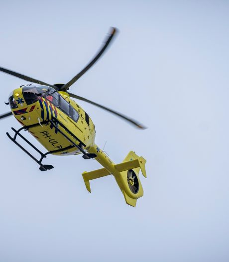 Waarom vloog er vannacht een helikopter een rondje over Enschede?