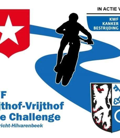 Eerste mountainbiketocht van Vrijthof naar Vrijthof overtreft nu al de verwachtingen