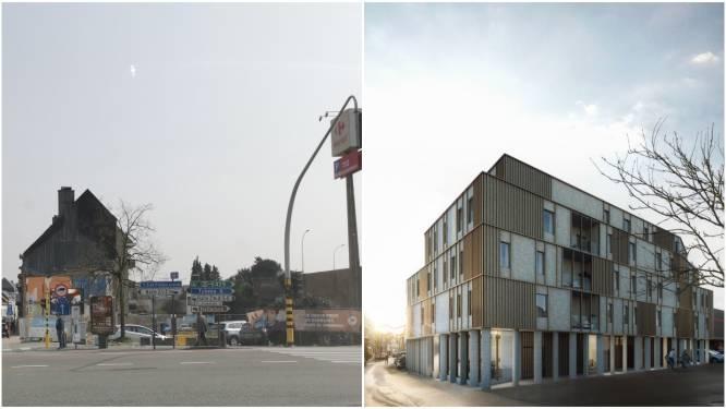 """Gebouwen wijken voor woonproject 'The Hallery' : """"Landmark voor wie centrum Halle binnenrijdt"""""""