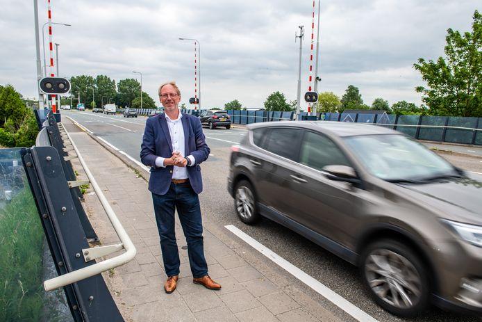 Directeur René Vrugt van Bereikbaar Zuid-Holland: 'Doorstroming wordt ingewikkeld, maar niet onmogelijk.'