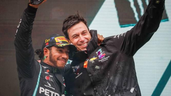 Teambaas Mercedes beslist in september wie zitje krijgt naast Lewis Hamilton