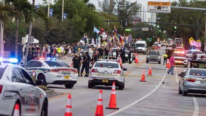 Dode nadat automobilist inrijdt op menigte tijdens Pride-parade in Florida