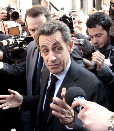 """Sarkozy sur Hollande: """"Pas besoin de vouloir être agressif"""""""