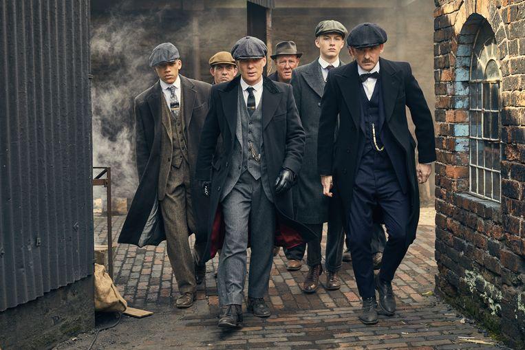 Peaky Blinders Beeld Netflix
