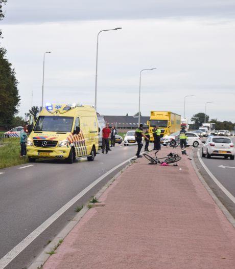 Scholier (14) overleden na botsing met bestelbusje bij Etten