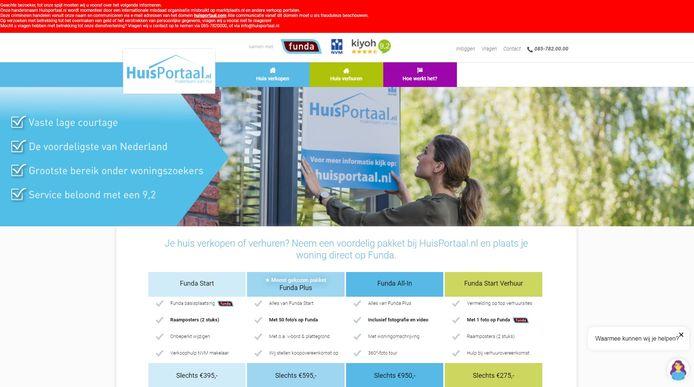 Huisportaal.nl van makelaar vb&t uit Eindhoven.