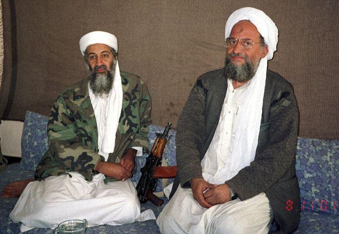 Aiman al-Zawahiri met Osama Bin Laden