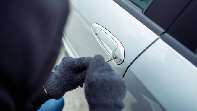 Nederlander (34) veroordeeld tot drie jaar cel na tientallen autodiefstallen