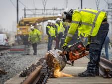 Morgen starten in Eefde spoorwegwerkzaamheden en die zullen voor overlast zorgen